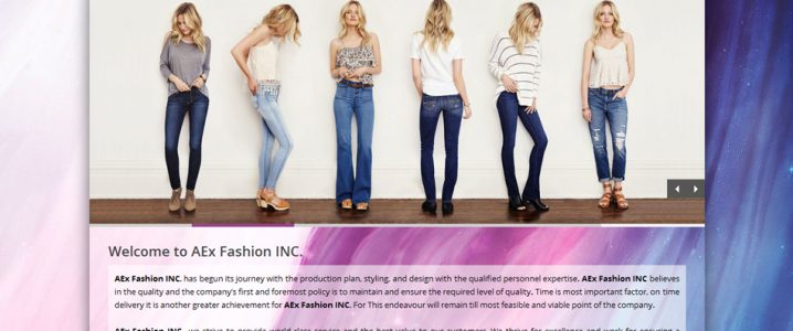 AEx Fashion INC.