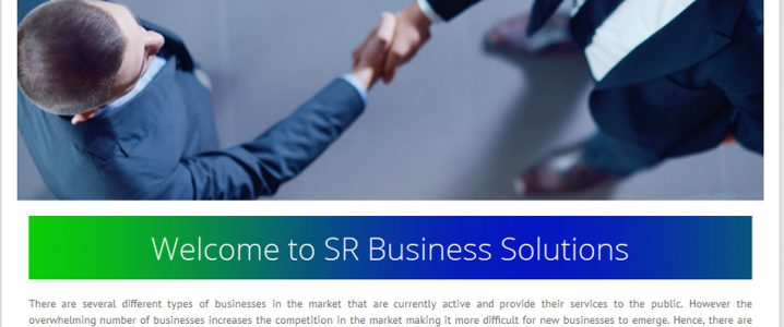 SR Business Solutions